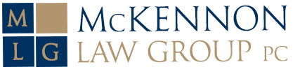 McKennon Law Group PC is a Newport Beach Insurance Claims Law Firm, Representing Clients in CA