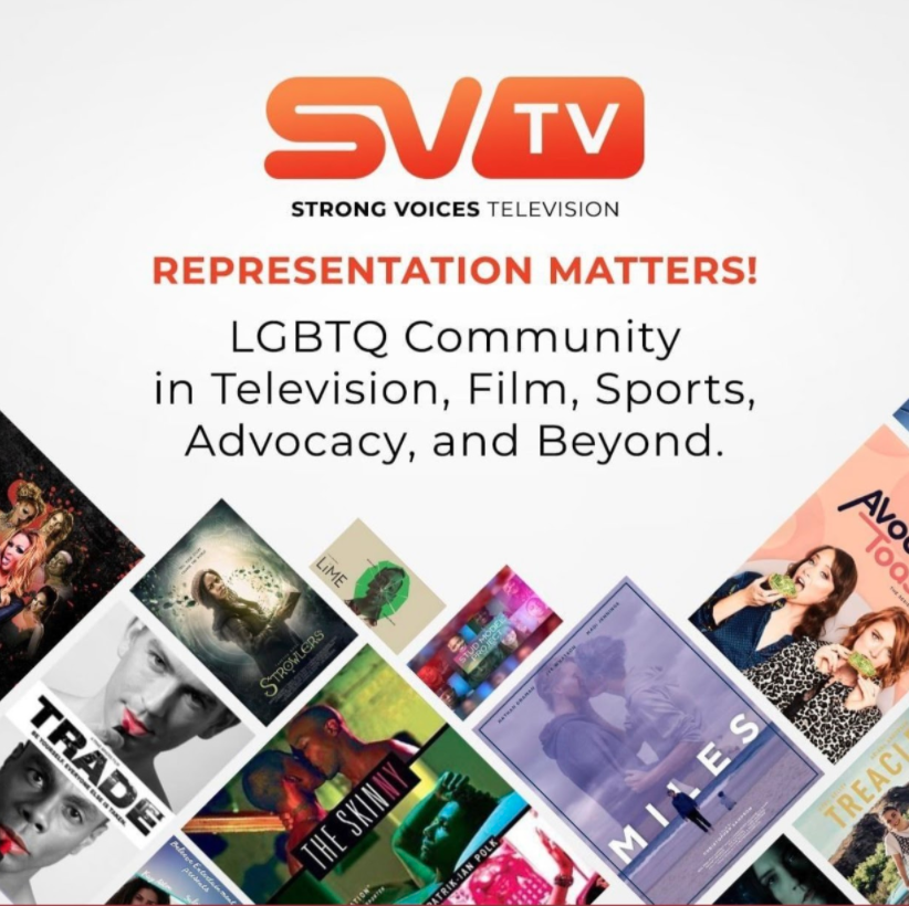 SVTV Network Propels LGBTQ+ Rights with a Digital Streaming Platform for Representation and New Partnerships