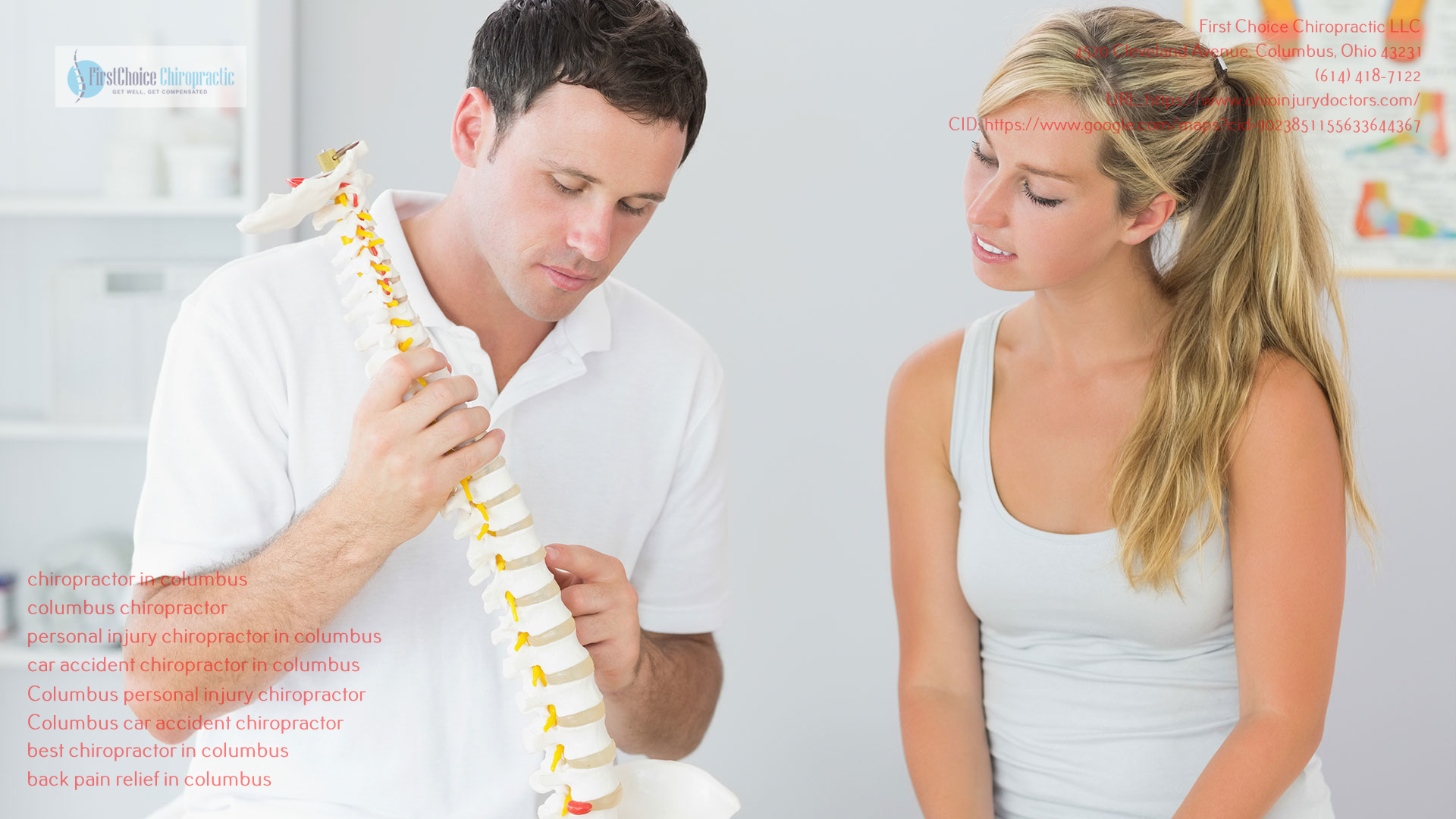 First Choice Chiropractic LLC Explains the Type of Services They Deliver