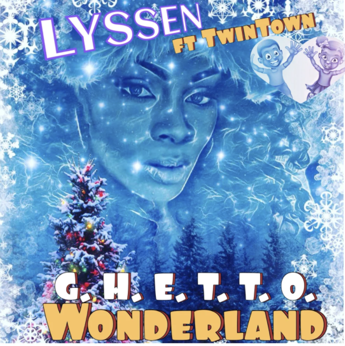Hip-Hop Artist and Single Mom Rocks with Ghetto Wonderland, A Rap Spin-Off on The Popular Holiday Classic