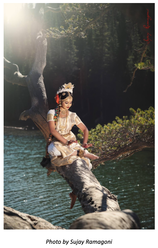 Pranamya Suri Delicately Balances Medicine and Dance to Create a Harmonious Whole