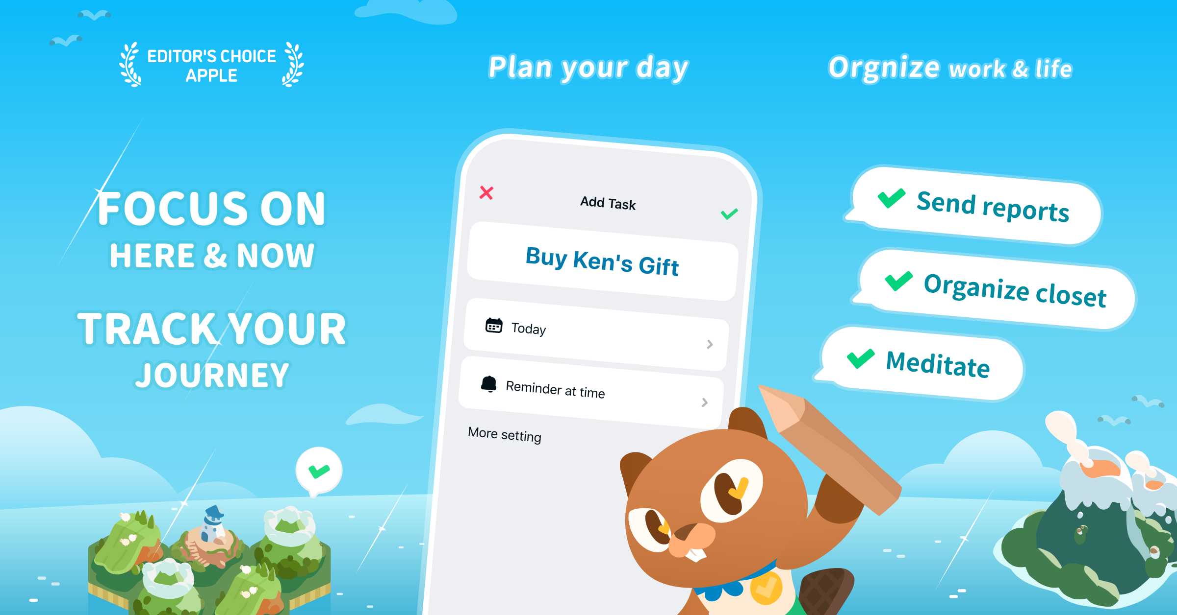 Now Also Available on Android: Fourdesire's Playful Task Management App To-Do Adventure That Converts To-Do Lists into Mission-Accomplished