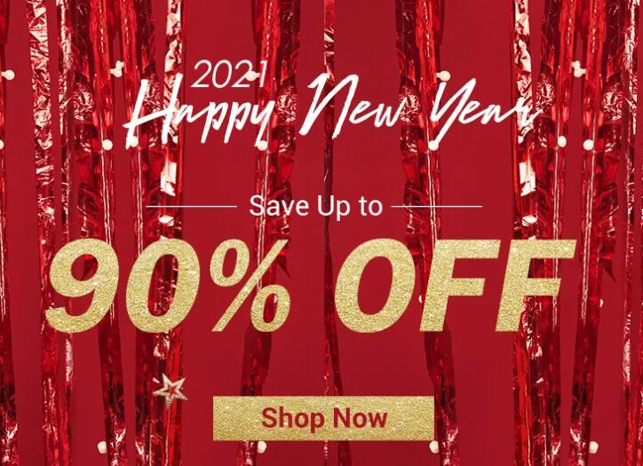 Jurllyshe New Year Sale 2021 and Best Sellers