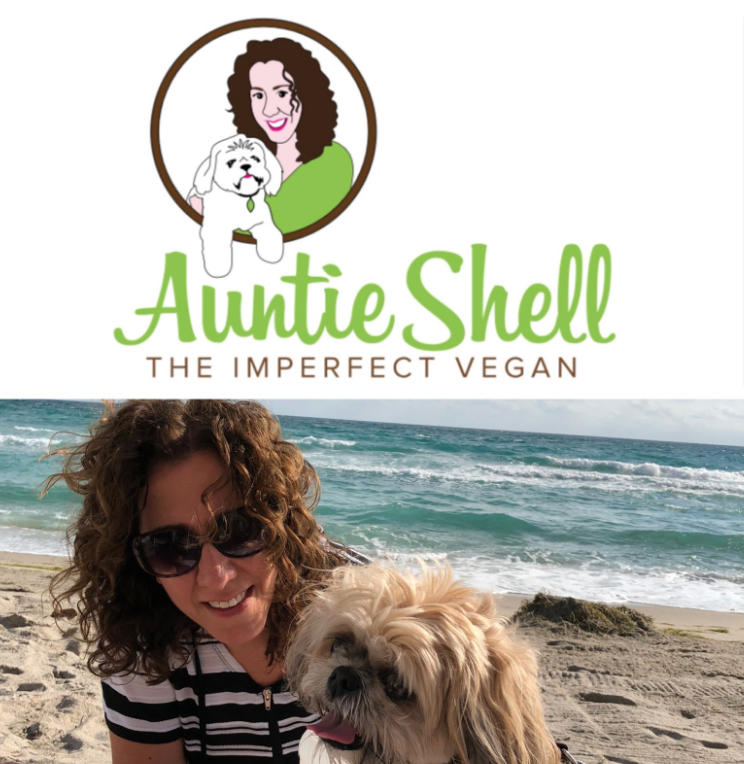 Auntie Shell The Imperfect Vegan Helping People Pursue a Holistic Approach to the Vegan Lifestyle
