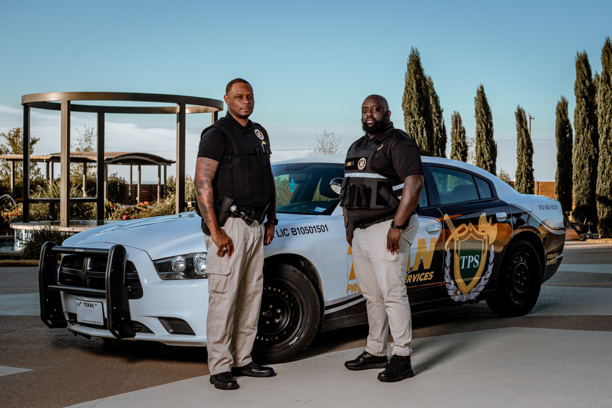 Gerald Reed and Joshua Scott Are Rapidly Expanding Titan Protective Services, LLC