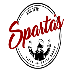 Sparta's Pizza & Pasta House Offers Take and Bake Pizza