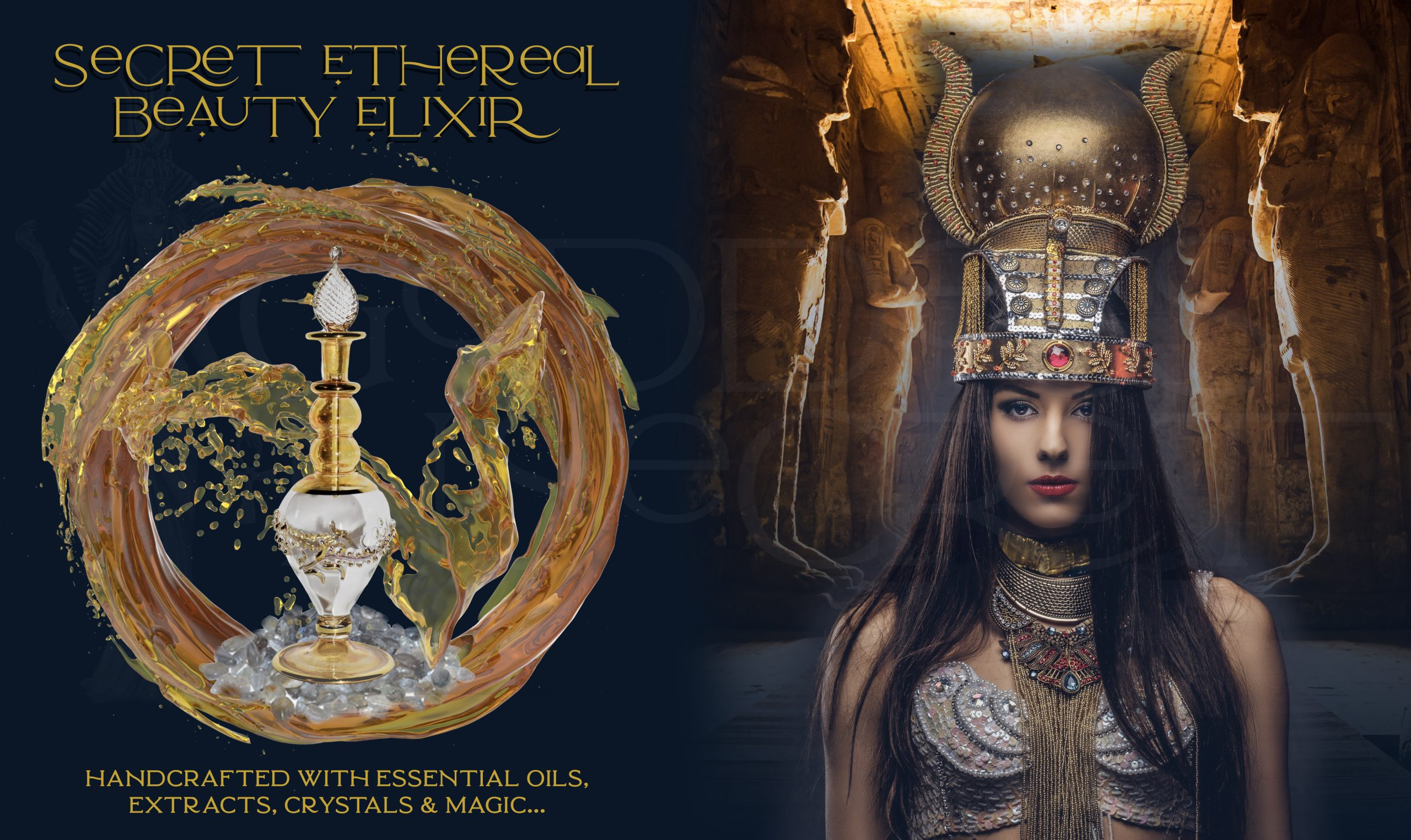 Goddess In Secret Launches Anti-Aging Secret Ethereal Beauty Elixir For Women
