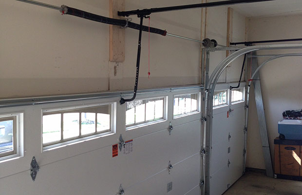 Garage Door Repair and Installation Available in Booth, Texas