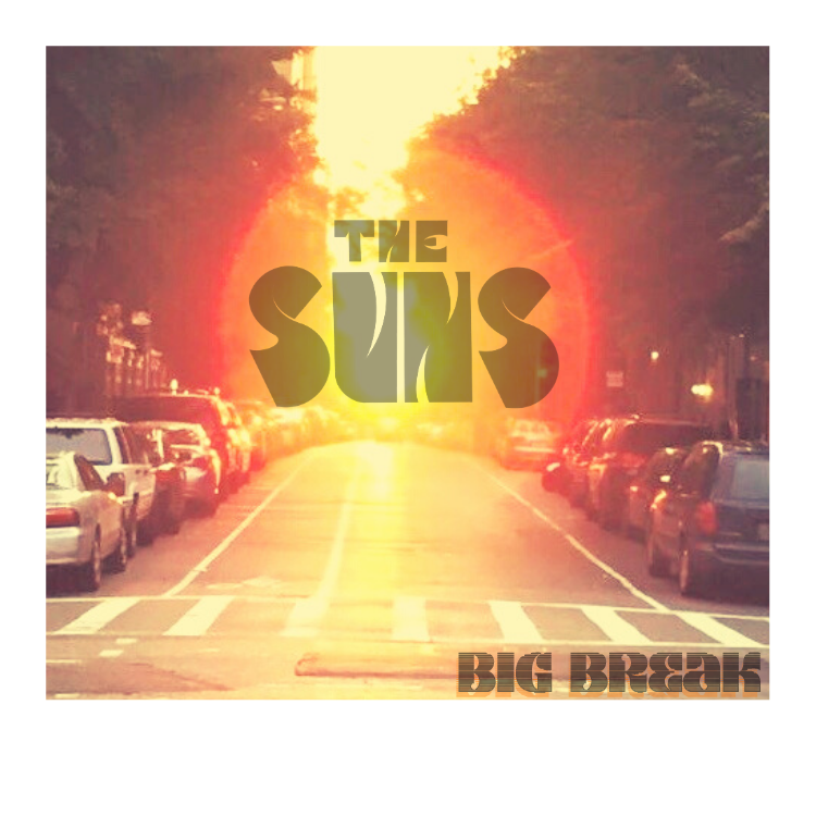 THE SUNS Release Their Debut Album, 'Big Break'