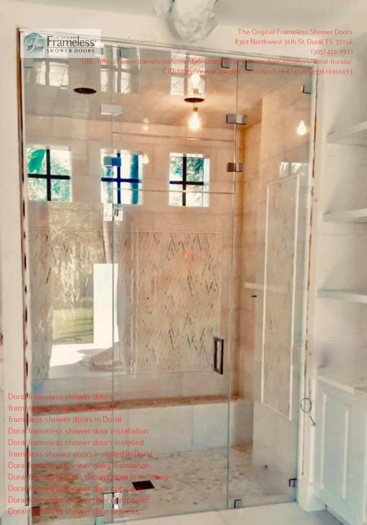 The Original Frameless Shower Doors shares Details on the New DIY Services