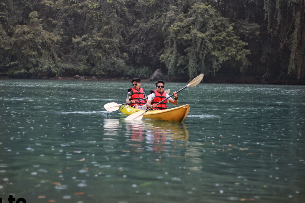 Realtimecampaign.com Promotes a Recreational Kayak for Hobbies and Adventures