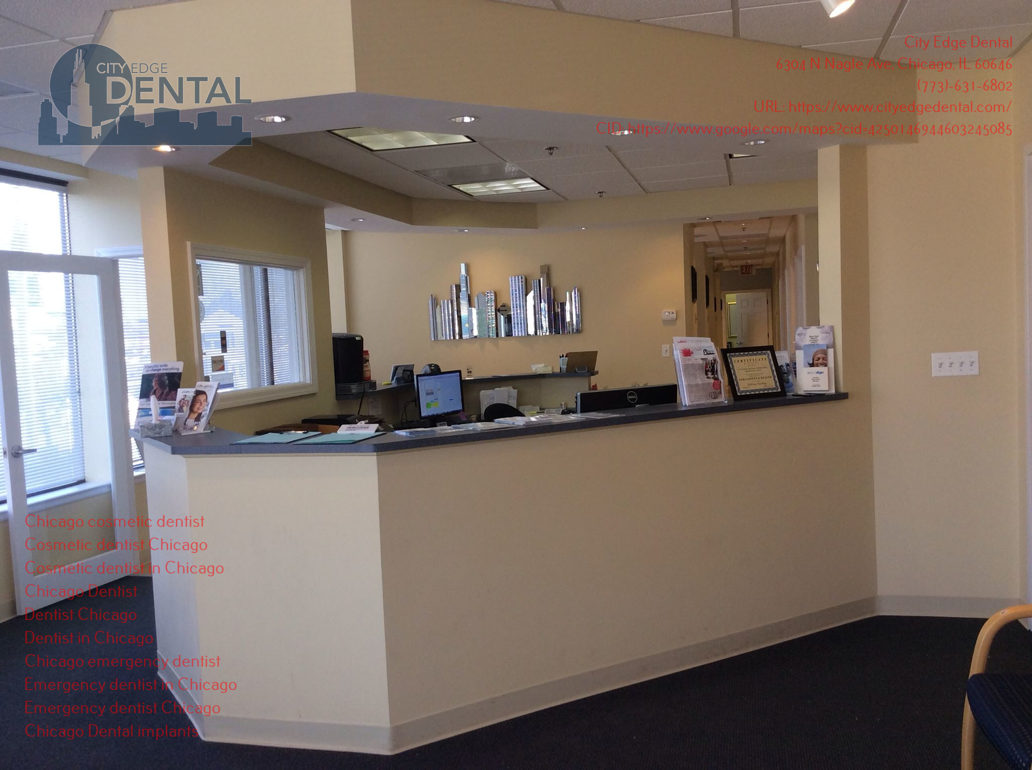 City Edge Dental Announces the Availability of Emergency and Walk-In Dental Services