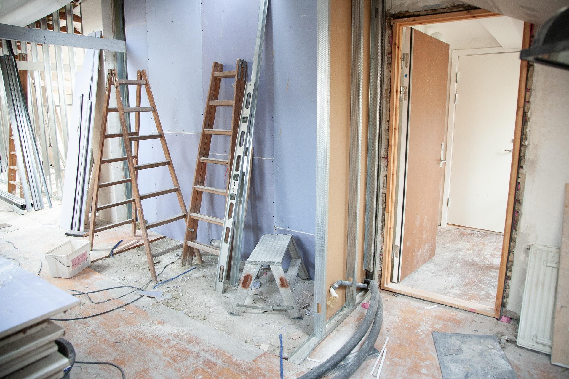 Home Remodeling Spikes During Coronavirus Pandemic