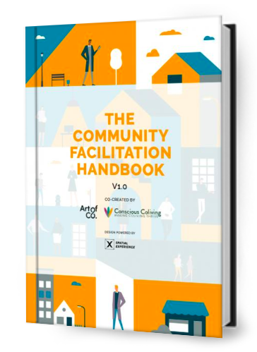 Community Facilitation Handbook Released By Conscious Coliving Details The Roadmap To Building Healthy Coliving Communities