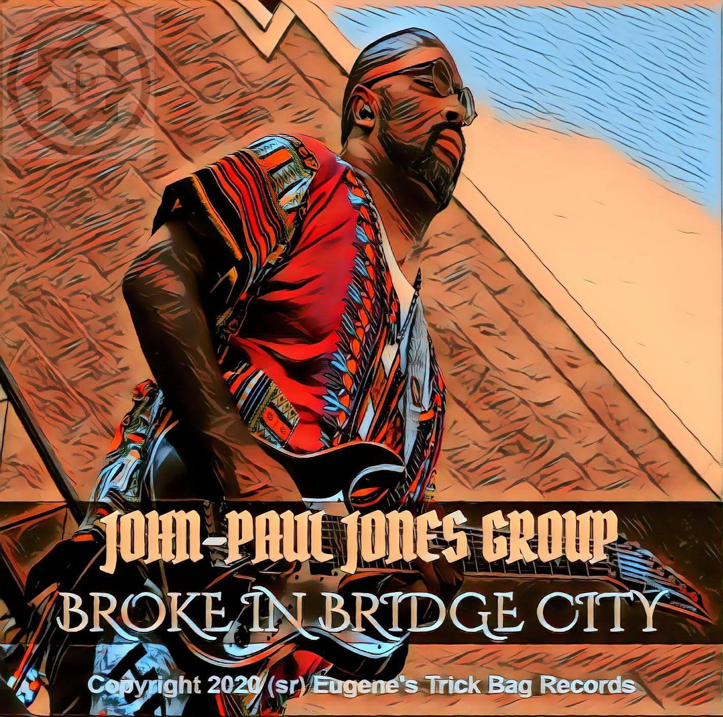 Heavy Blues Recording Artist Proudly Represents His Black Iowegian Roots On New Album