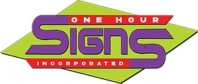 Marietta GA Sign Company One Hour Signs Completes 35 Years in Business Providing Banners in Cobb, Cherokee, & North Fulton Counties