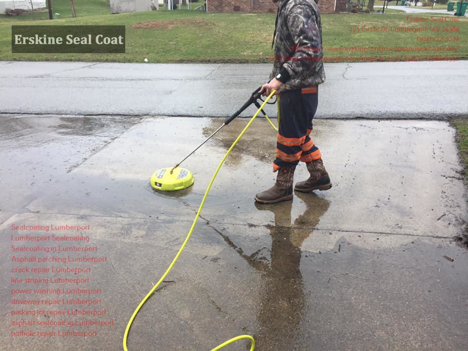 Erskine Seal Coat Highlights the Importance of Sealcoating
