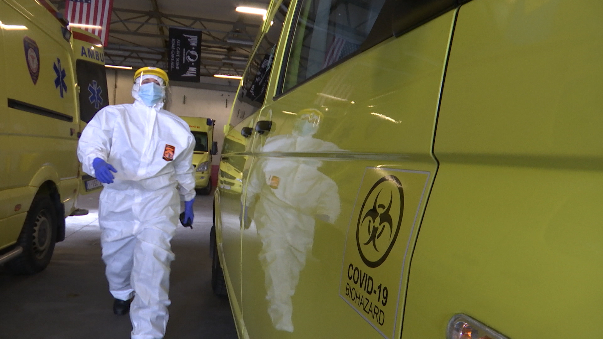 Vaccination: Paramedics Are Part Of The Front-Line Staff