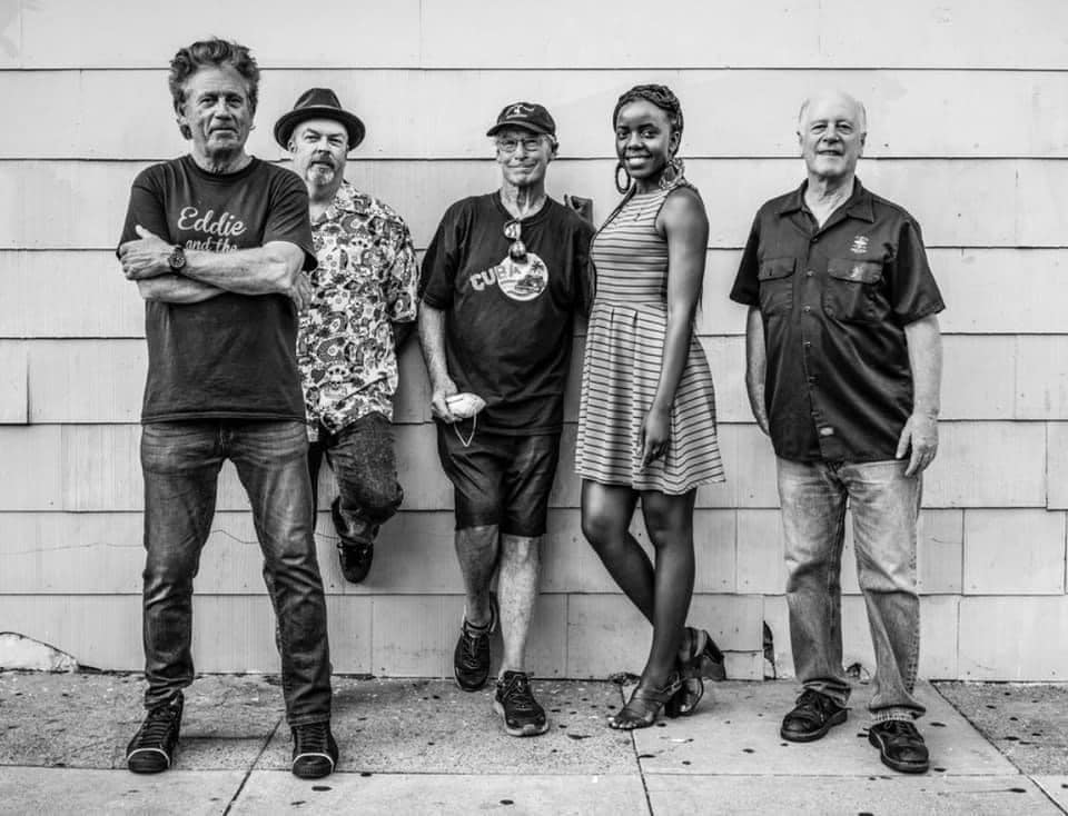 New Album From Norman Collins & The Tumblers
