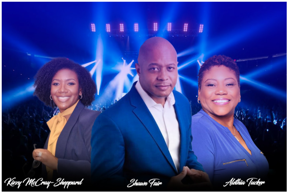 Alethia Tucker and Kizzy McCray-Sheppard Join List of Motivational Speakers on Shawn Fair's Newly Launched TV Channel