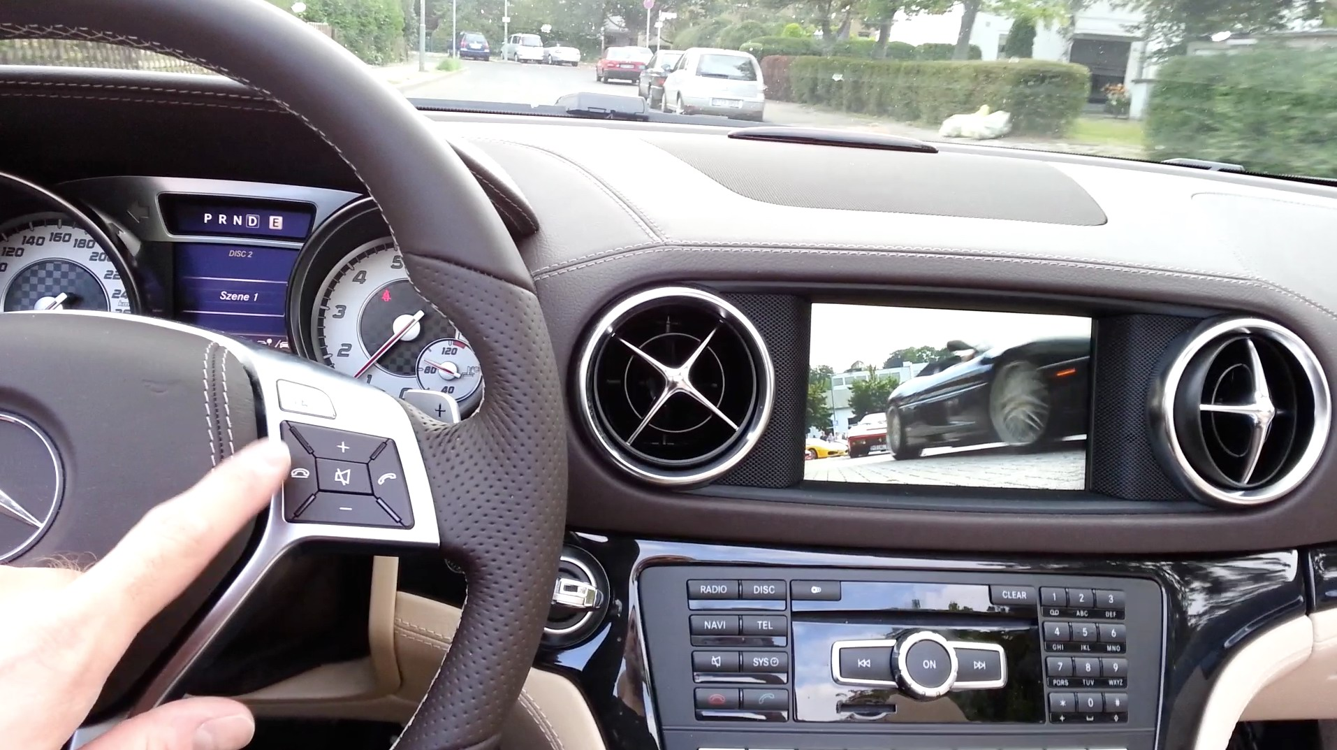 Video-in-motion unlocker SmartTV now available for Mercedes-Benz GLC and GLE