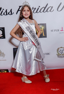 Meet Divyaa Chaturvedi: Little Miss Florida US Nation 2021