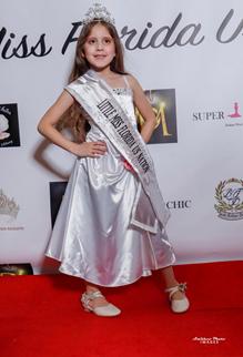 Meet Divyaa Chaturvedi: Little Miss Florida US Nation 2021