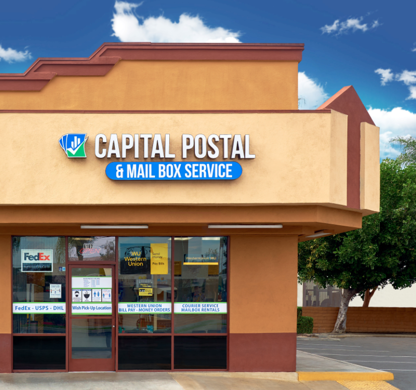 Capital Postal & Mailbox Service Provides Hub for All Packing, Shipping, Printing, and Business Services