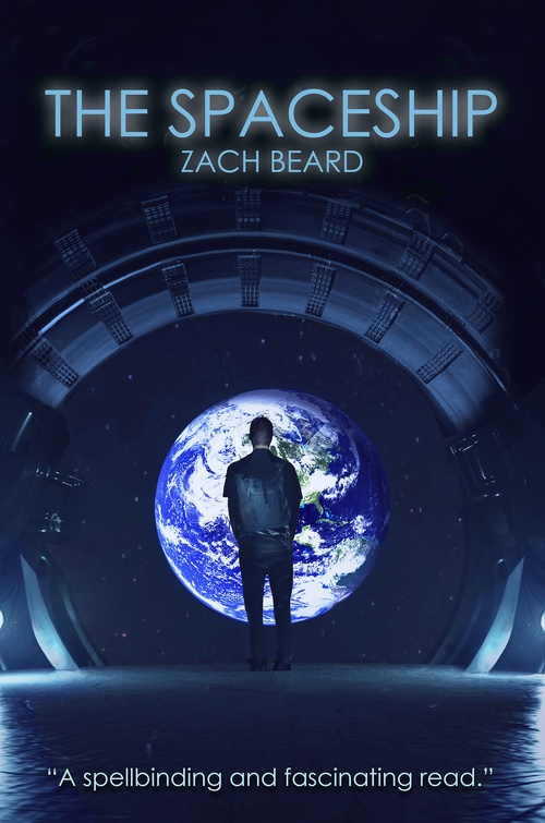 Author Zach Beard launches 'The Spaceship', a science fiction novel for the artificial intelligence fans