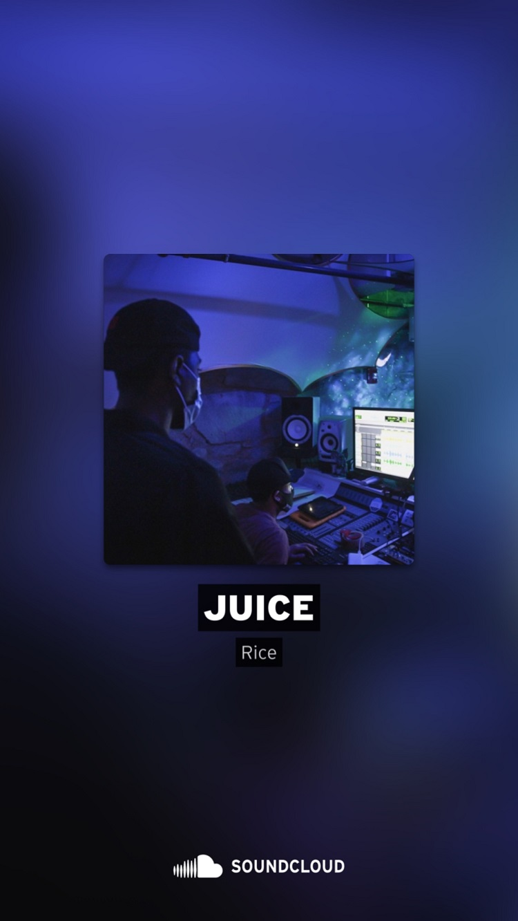 Massachusetts Hip Hop Artist Rice Throws a Thoughtful Question to All on his Latest Single 'Juice'