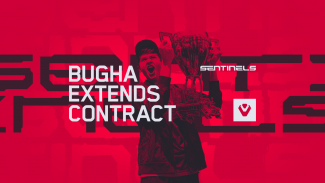 "Fortnite World Champion, Kyle ""Bugha"" Giersdorf, Re-Ups Deal With Winning Sentinels Esports Organization"
