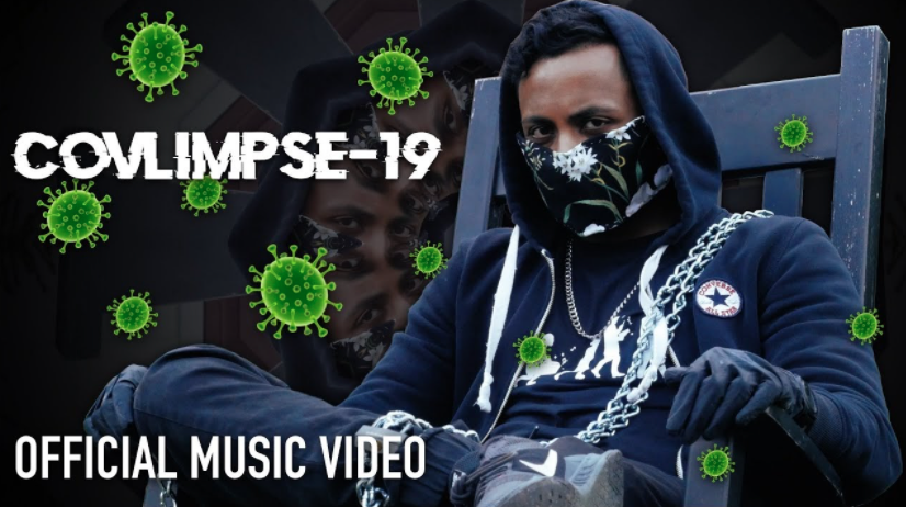Science Teacher and Rapper Sha Vlimpse Drops Thought-Provoking COVID-19 Diss Track