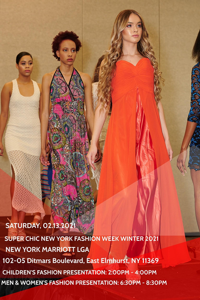 Fashion Week Continues Under Covid-19 Restrictions, For Super Chic New York Fashion Week Winter 2021 Showcase
