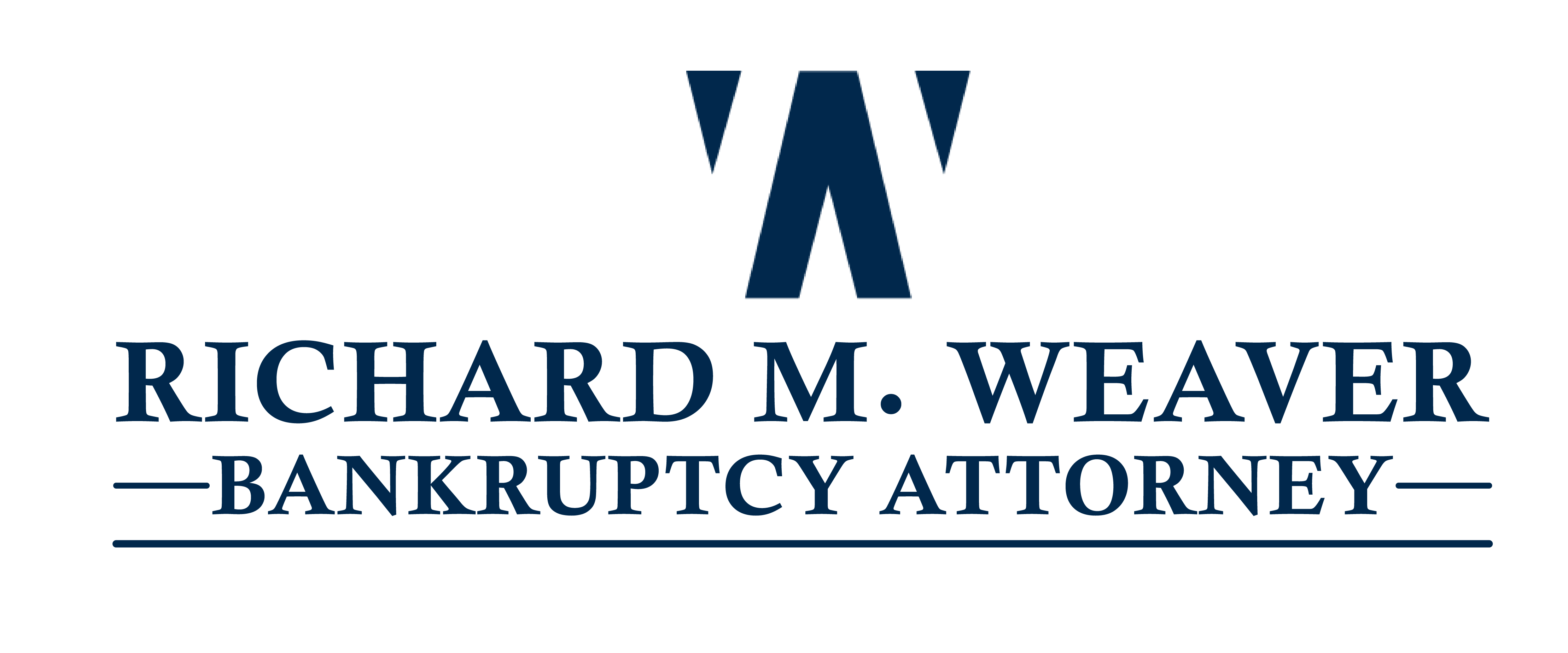 Richard M. Weaver Bankruptcy Attorney Helps Clients With Bankruptcy Issues in Dallas, TX
