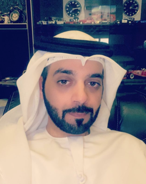 Top Emirati entrepreneur Saud Bin Ahmed raises awareness on cybersecurity, electronic breaches amid pandemic