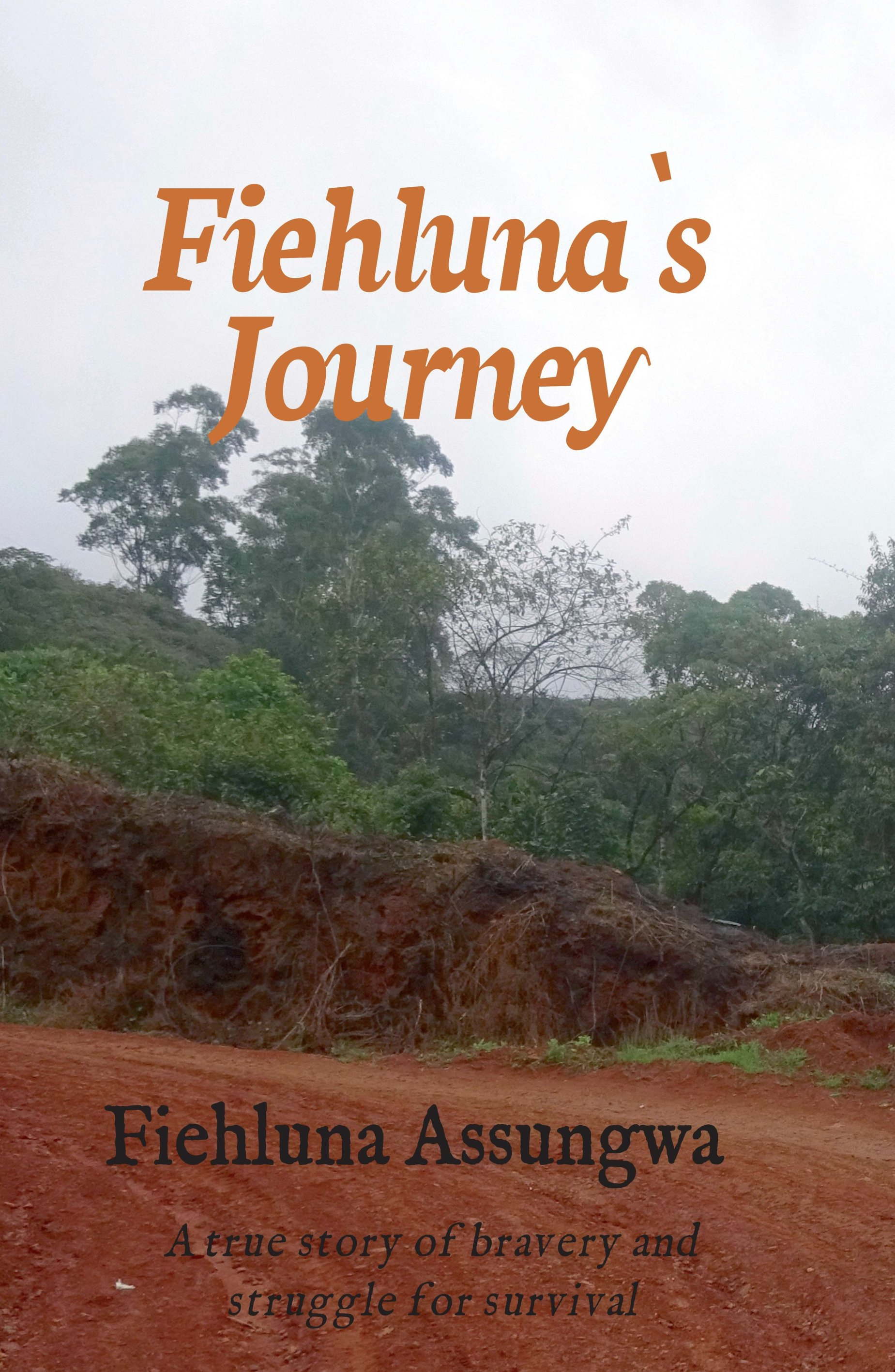 Fiehluna's Journey - A true story of bravery and struggle for survival