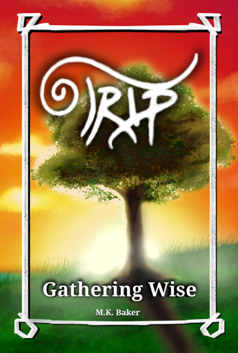 New Fantasy Book 2021: Author M.K. Baker launches 'Gathering Wise'