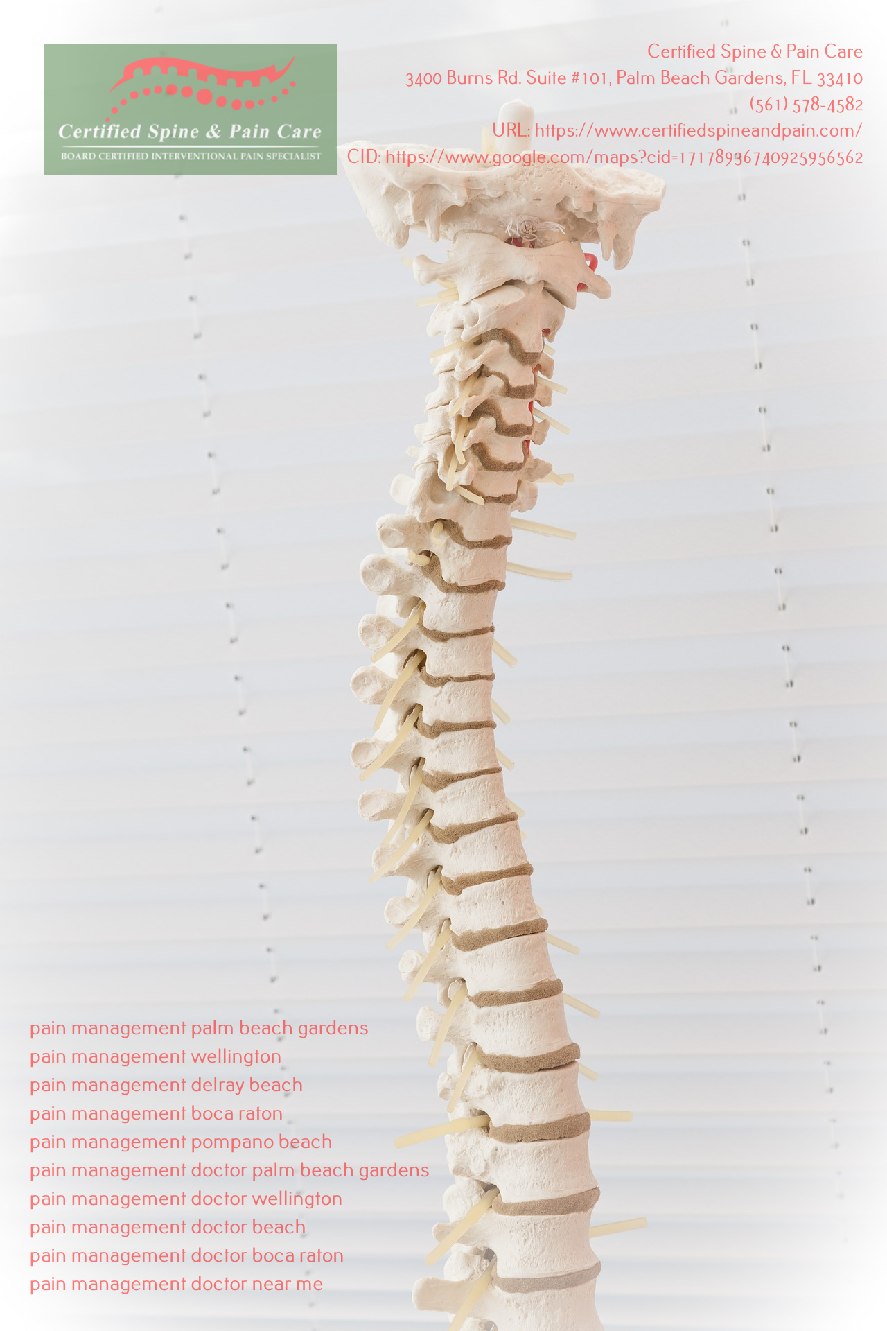 Certified Spine & Pain Care Shares Tips for Preventing Injuries While Keeping Fit