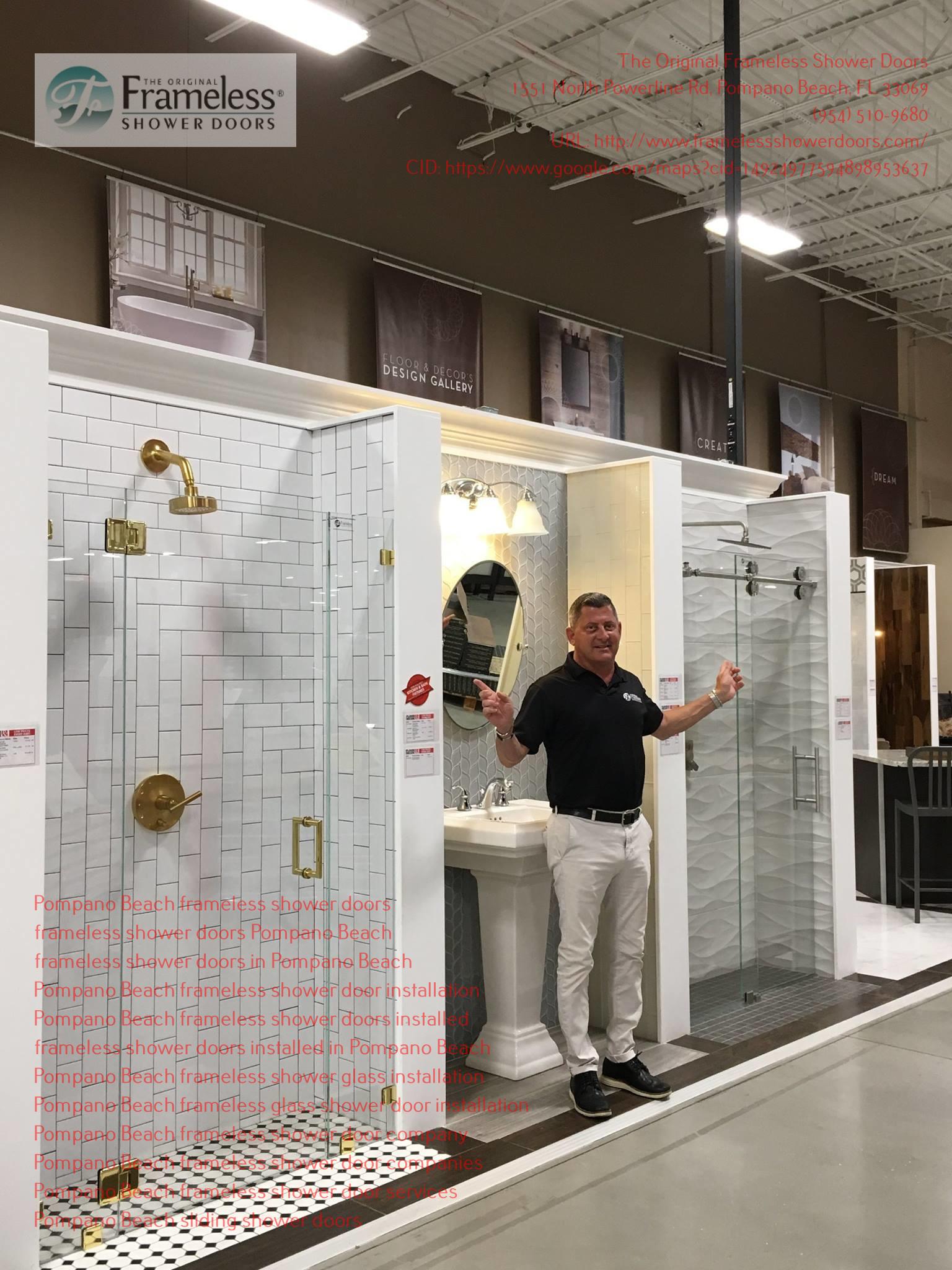 The Original Frameless Shower Doors Explains Why Frameless Doors Are the Way to Go