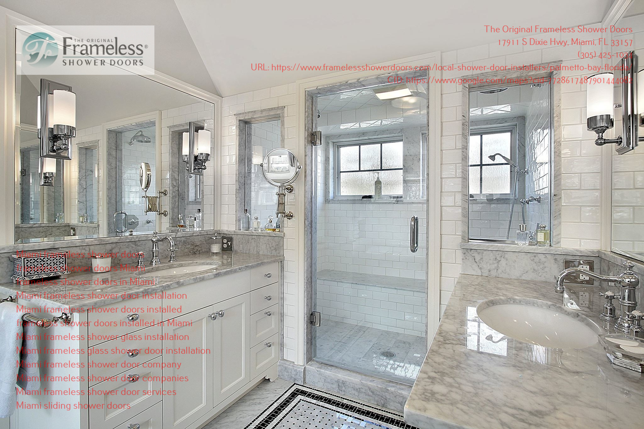 The Original Frameless Shower Doors Company in Miami Announces Addition of Revolutionary New Technology