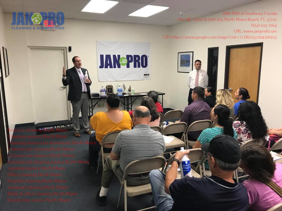 JAN-PRO of Southeast Florida Announces New Cleaning System for Medical Facilities