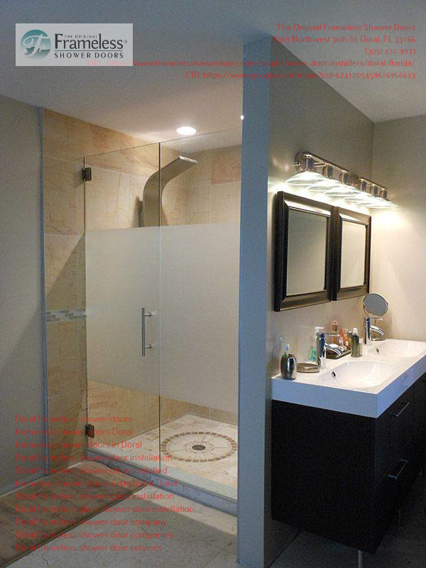 The Original Frameless Shower Doors Doral Launches Frameless Shower Doors in Doral