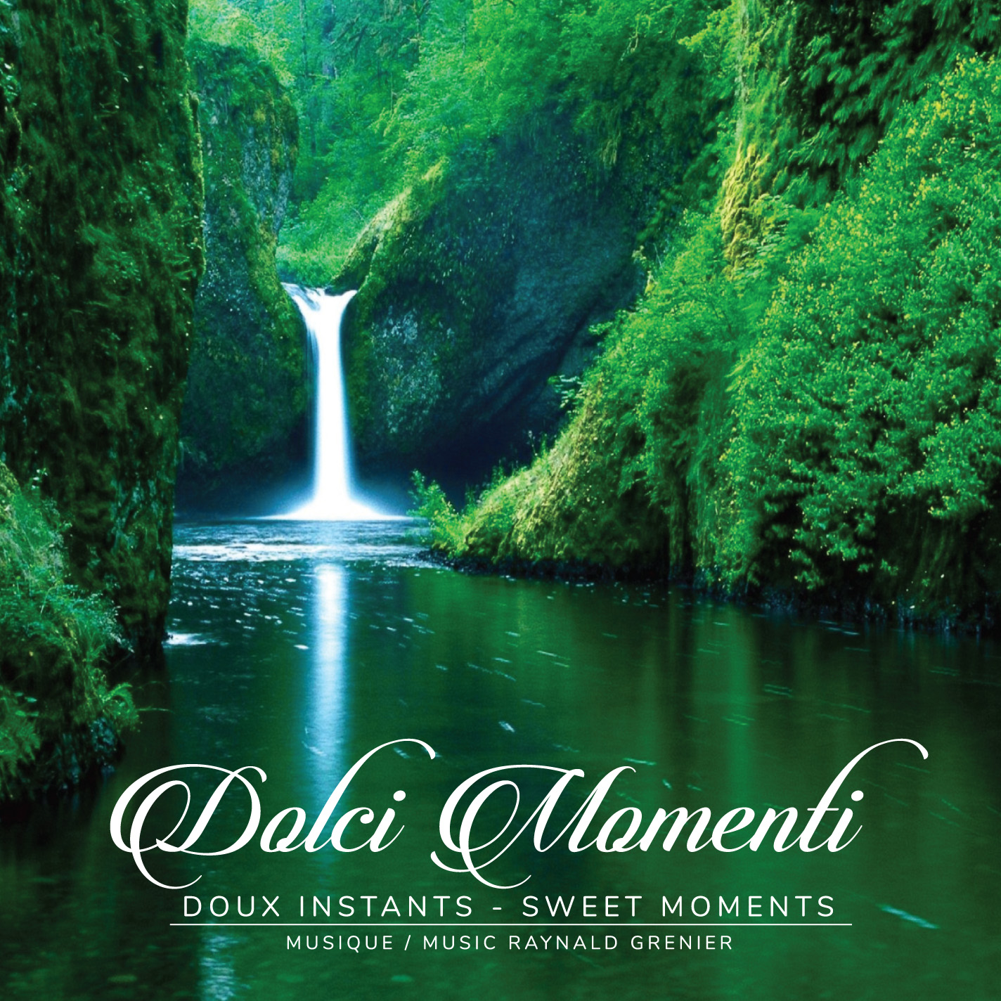 Raynald Grenier Releases Album, 'DOLCI MOMENTI Doux Instants - Sweet Moments'