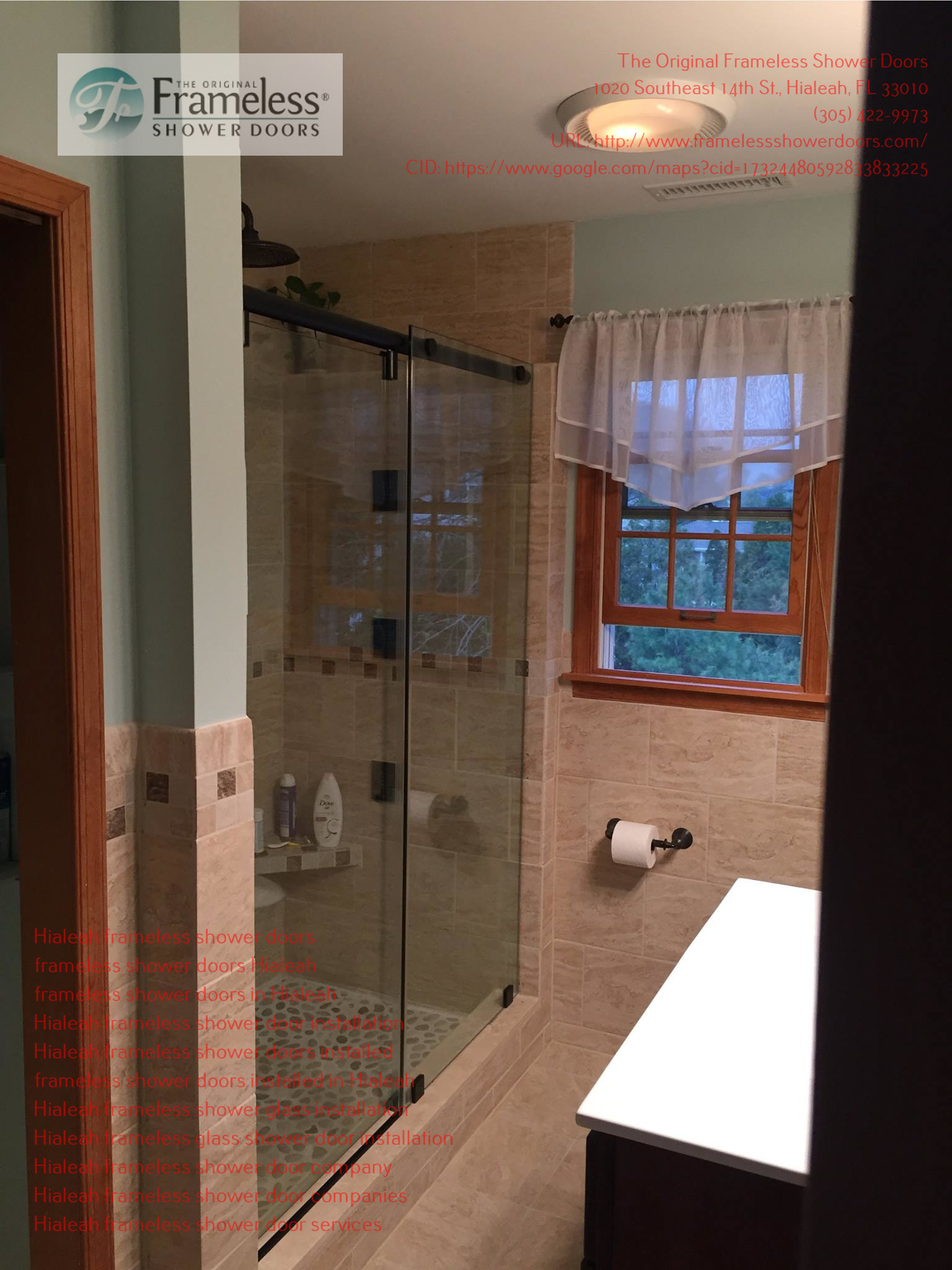 The Original Frameless Shower Doors Is Now Offering Professional Advice To Homeowners In Hialeah, FL