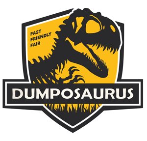 Dumposaurus Dumpsters & Rolloff Rental is the Best Dumpster Rental Company in Austin, TX