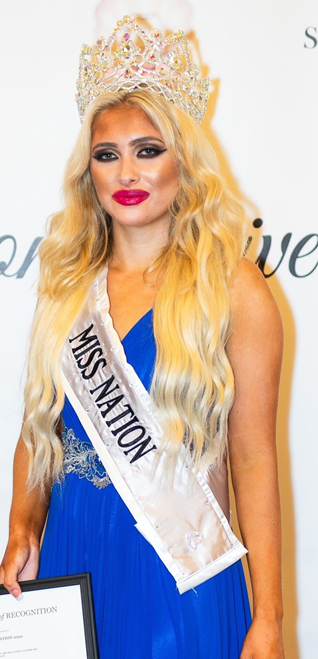 Meet Lily Buckman, Miss Nation 2020