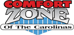 Comfort Zone of the Carolinas, a Premier HVAC Contractor in Rock Hill