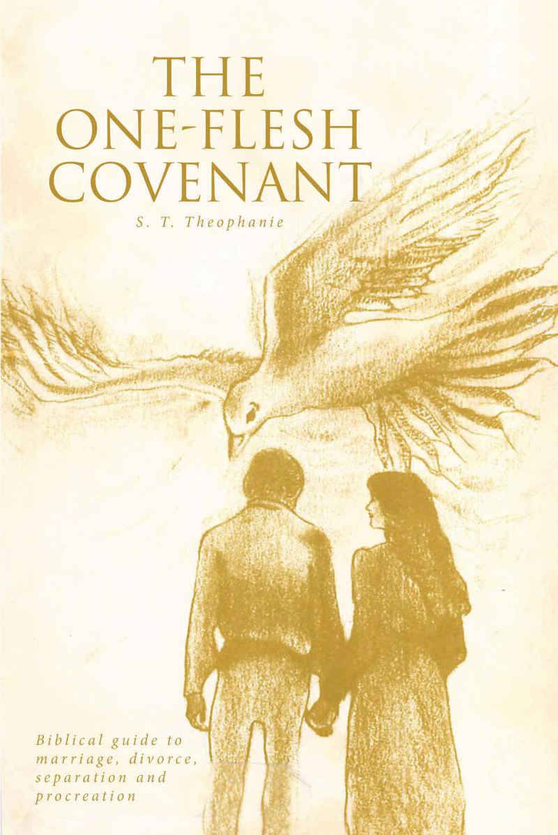 "Author S. T. Theophanie Launches ""The One-Flesh Covenant,"" Offering Her Unique Viewpoint on Faith, Church and Marriage"