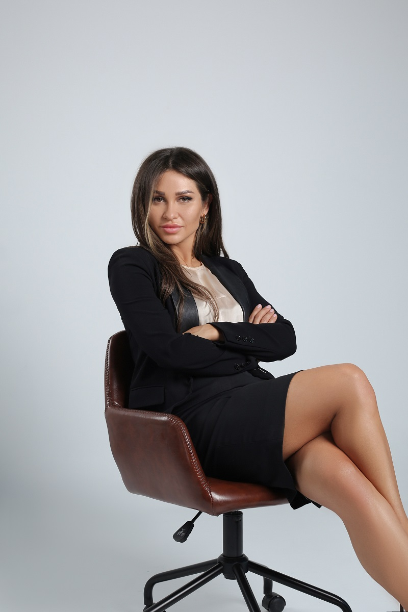 Natali Budzei, Dubai Based Ukrainian Entrepreneur Launches New Luxury Product