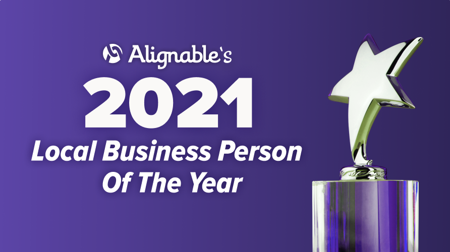 Peter Croshaw of Optic-Kleer Northwest DFW Wins TCRA's 2021  Alignable Local Business Person Of The Year Contest (Trophy Club Roanoke Alliance Area 76262)